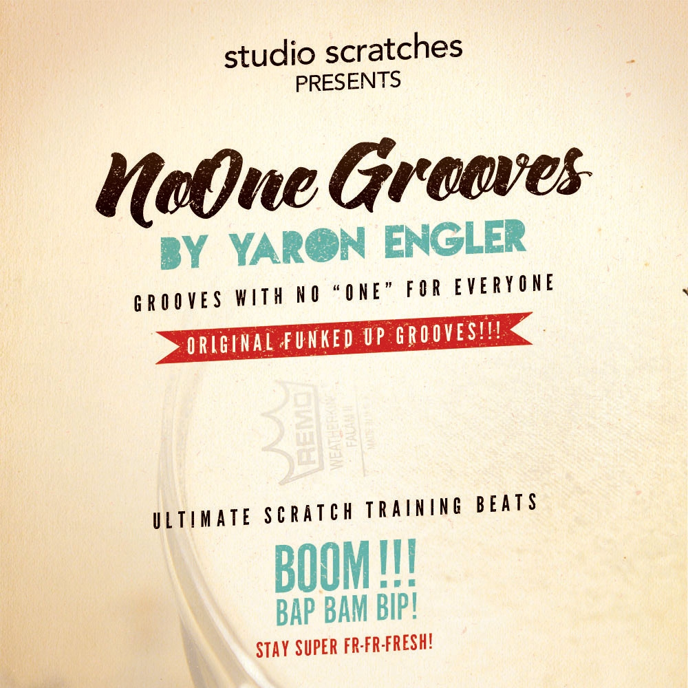 NoOne Grooves – Ultimate Scratch Training Beats