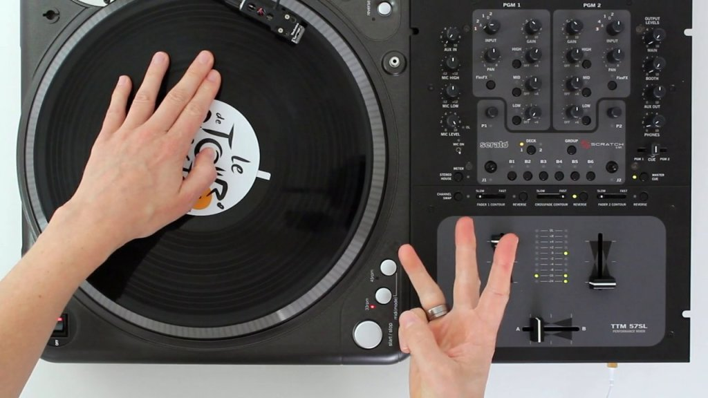 2 Click Chirp Flare Combo – Scratch Video Tutorial