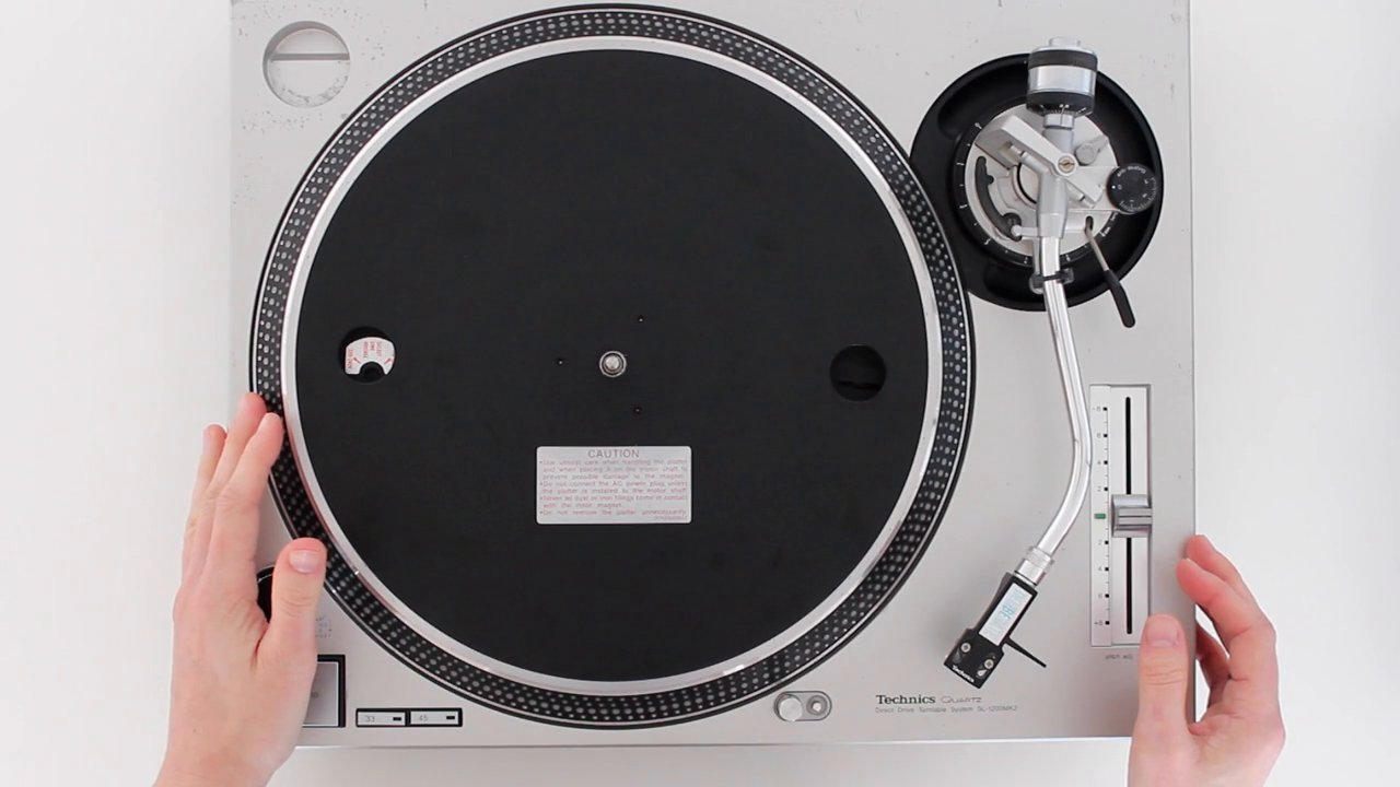 Equipment Needed for Scratching: Part 1 – Turntables ...