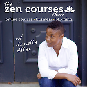 Emma Short-E Featured on the Zen Courses Show Podcast