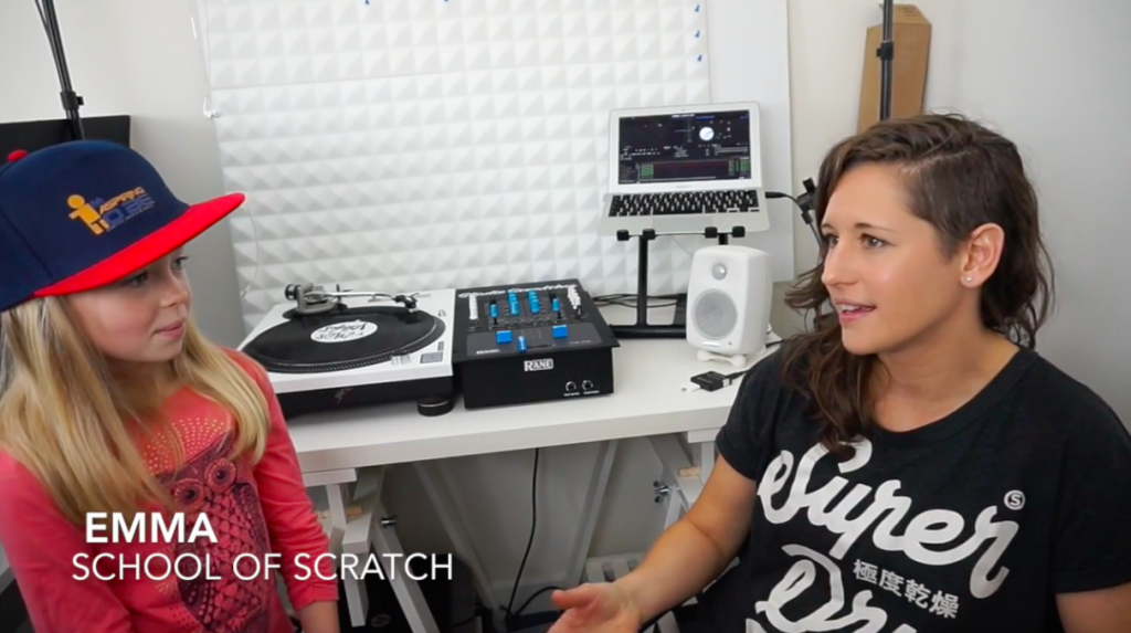 I'm Aspiring To Be a Scratch DJ Interview