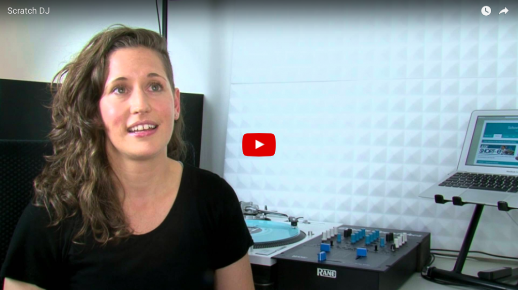 "Get Creative Careers ""Scratch DJ"" Video Interview"