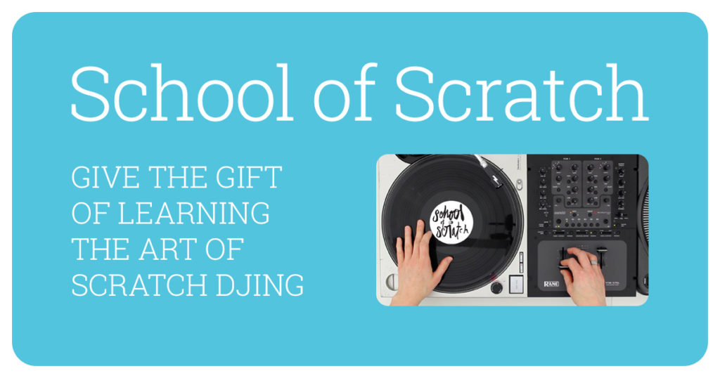 School of Scratch Gift Guide