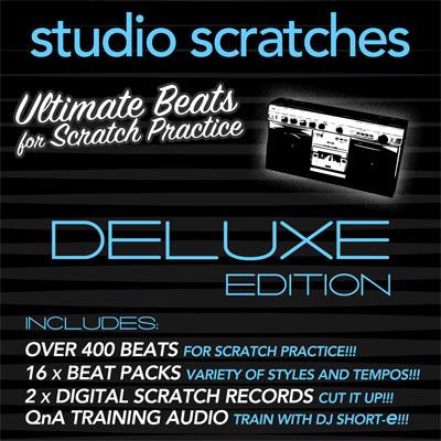 Scratch Dj Equipment Studio Scratches